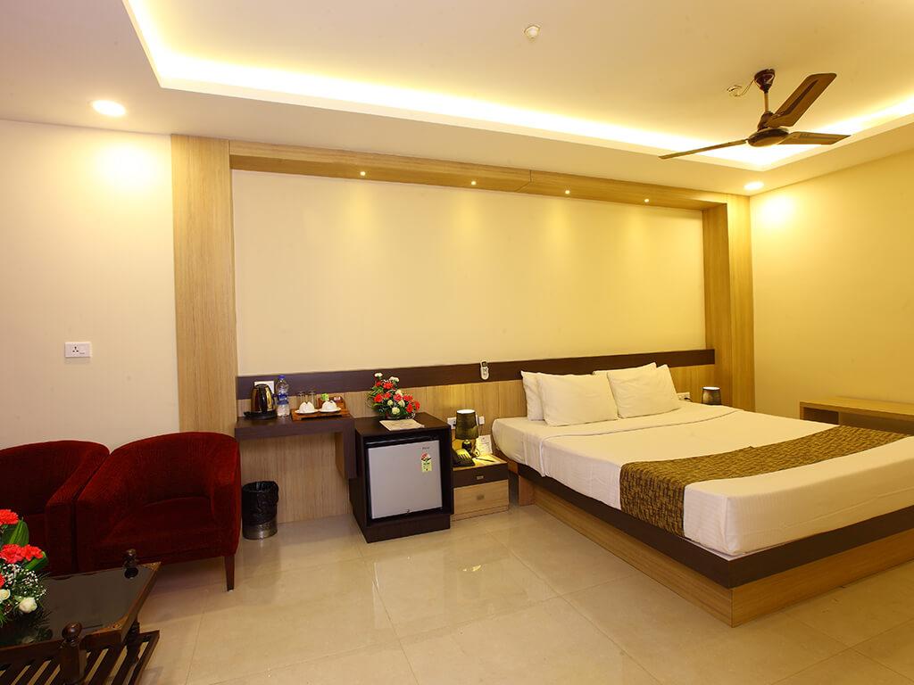 tasty hotels in thrissur
